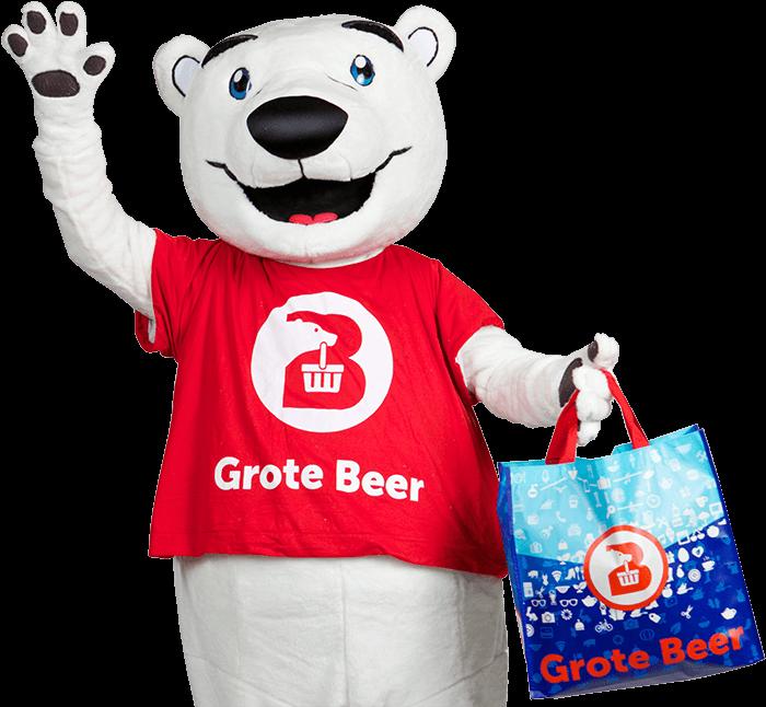 Winkelcentrum Grote Beer