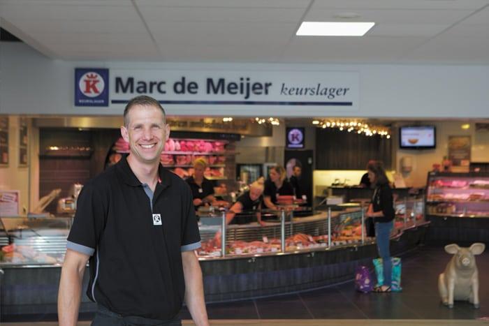 Winkelcentrum Grote Beer Keurslagerij Marc de Meijer