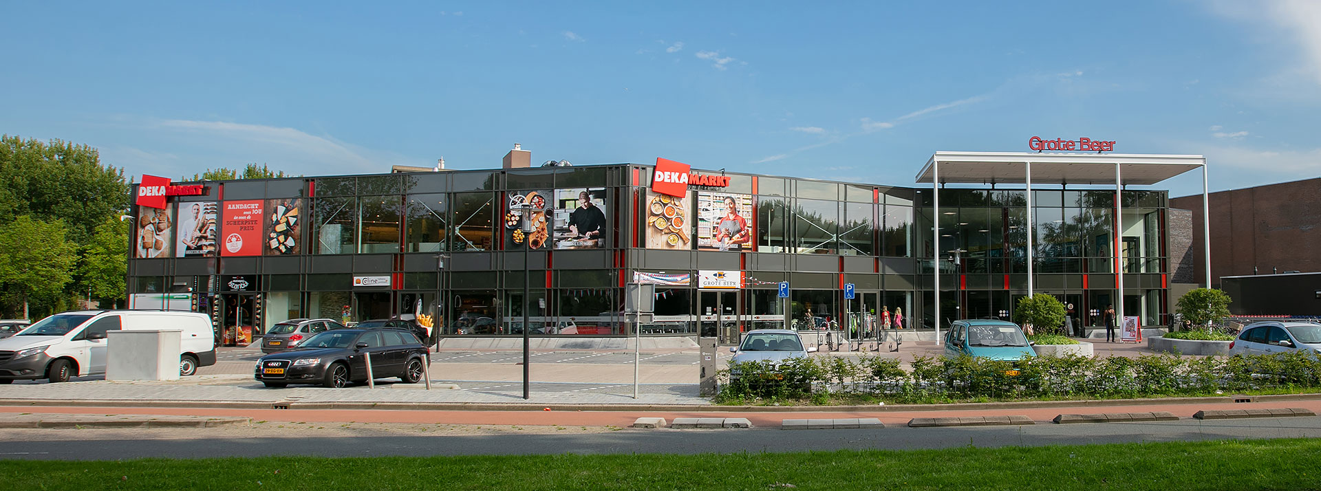 Winkelcentrum Grote Beer Hoorn